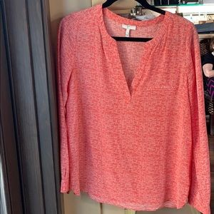 Joie Red Top (silk)